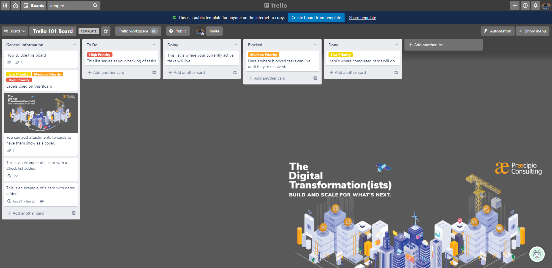 Trello 101 - An introduction-boards