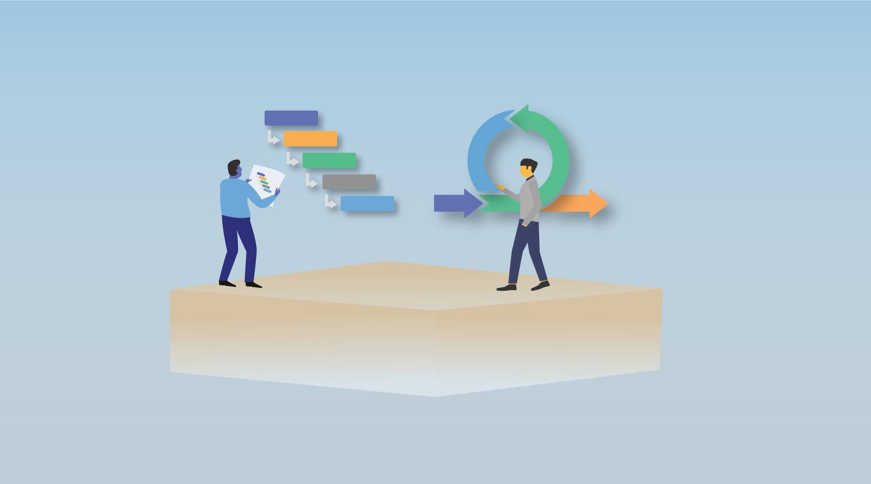 Waterfall vs. Agile: Choosing the Right Methodology | Praecipio Consulting