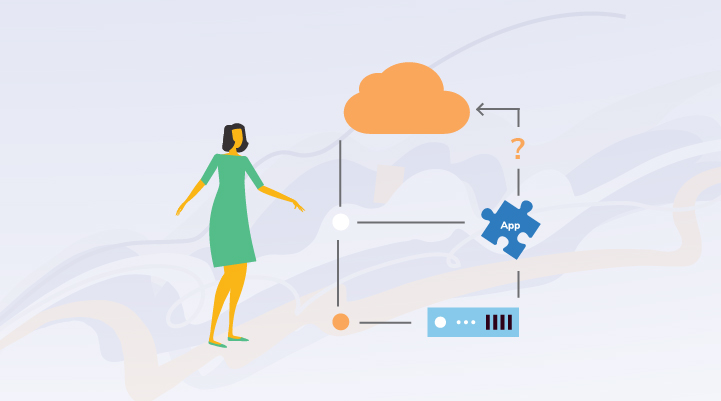 How do I migrate to Cloud if my apps aren't compatible?