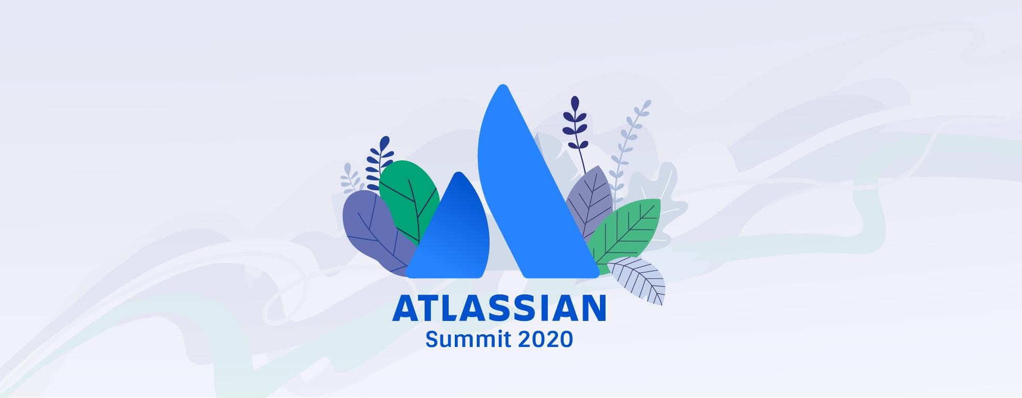 Going Green at Atlassian Summit 2020
